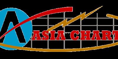 Asia Charts Logo