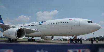 Berita Saham Indonesia - Garuda Indonesia