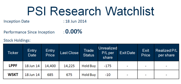 Research watch 20